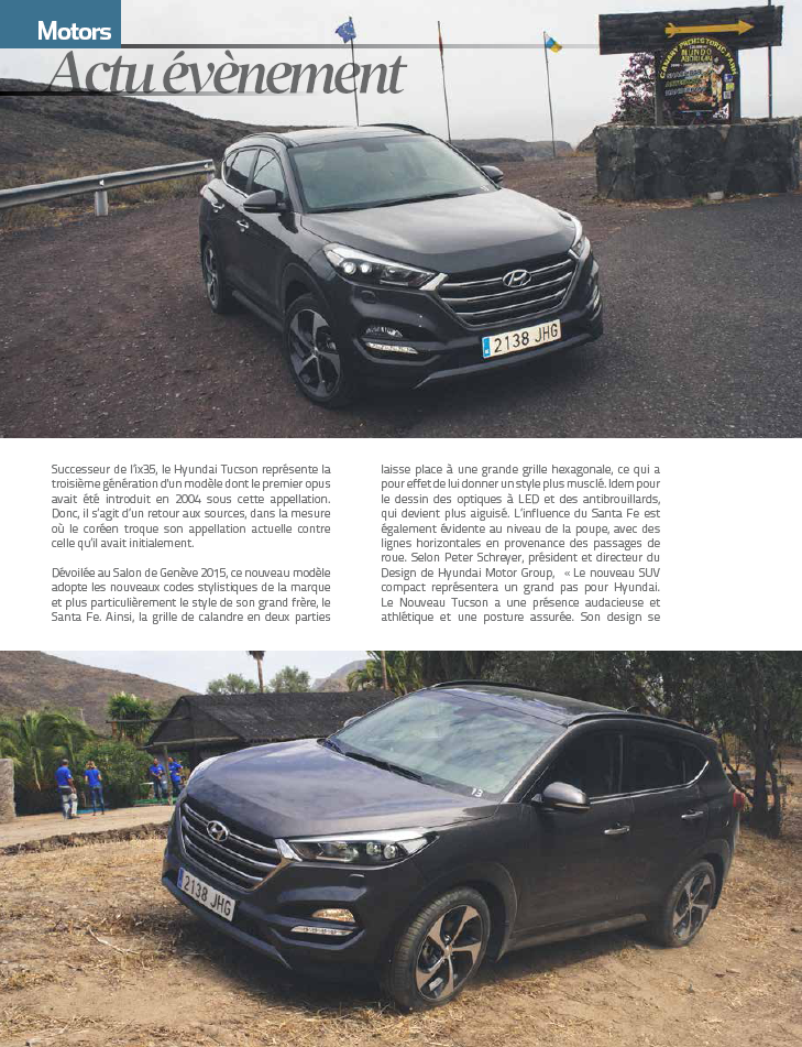 essai hyundai tucson gentlemen drivers magazine. Black Bedroom Furniture Sets. Home Design Ideas